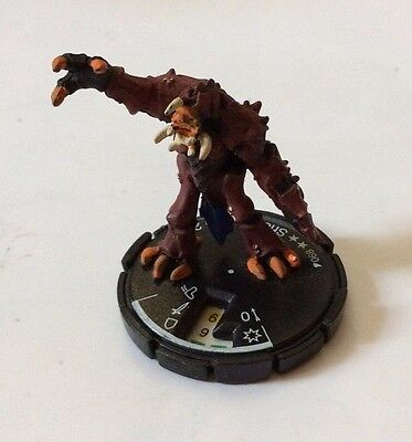 Wizkids Mage Knight Miniatures #068 Shelled One