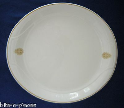 SYRACUSE PORCELAINE Oval  Serving Platter MESS DINNERWARE Royal Canadian Navy
