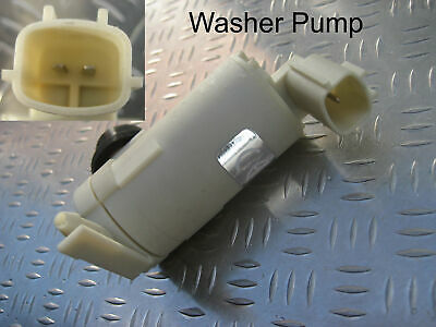 Front Windscreen Washer Pump Fits Nissan 200SX 1993 through to 1999