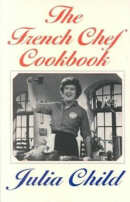 The French Chef Cookbook by Julia Child Paperback Book (English)
