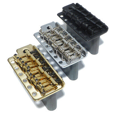Quality Wilkinson Guitar Tremolo, strat type, in Chrome, Black, or Gold