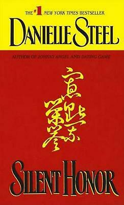 Silent Honor by Danielle Steel (English) Mass Market Paperback Book Free Shippin