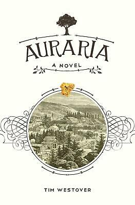 NEW Auraria by Tim Westover Paperback Book (English) Free Shipping