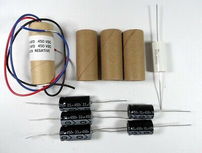 Collins 516F-2 NEW Capacitor Replacement Kit