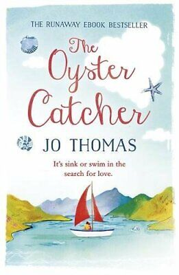 The Oyster Catcher, Thomas, Jo Book The Cheap Fast Free Post