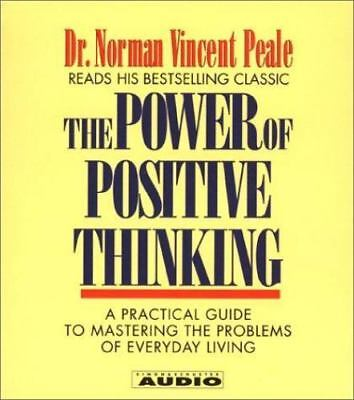 NEW 4 CD The Power of Positive Thinking Norman Vincent Peale