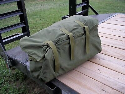 Military Surplus..6.. Wool Blanket Set With Cover Medic Emt Emergency Horse Army