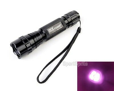 3W 940nm Infrared Radiation IR Night Vision light tactical LED Flashlight Torch