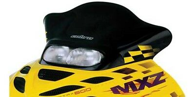 Cobra 13.5 Black/Yellow Windshield Ski-Doo MXZ 600 1999-2003