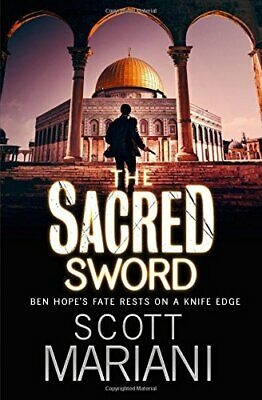 The Sacred Sword (Ben Hope, Book 7) by Mariani, Scott Book The Cheap Fast Free