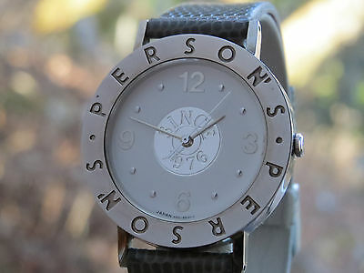 Great watch for the FANs of PERSONS  1976 nice looking Famous design