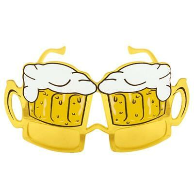Beer Sunglasses Fancy Dress Party Novelty Fun Glasses Accessory