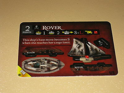 Pirates Of The Spanish Main - 018 Rover