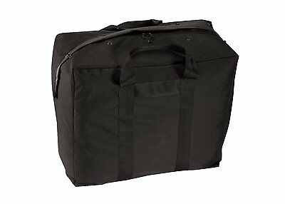 Rothco Enhanced Aviator Kit Bag - Black