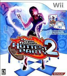 Dance Dance Revolution Hottest Party 2 Wii Game!