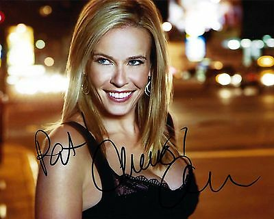 Chelsea Handler signed 8x10 photo / autograph