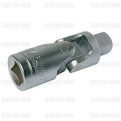 """Silverline Universal Joint Socket 1/4"""" 3/8"""" 1/2"""" Drive Elbow Guaranteed New"""