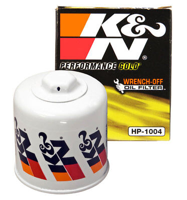 HP-1004 K&N OIL FILTER; AUTOMOTIVE (KN Automotive Oil Filters)