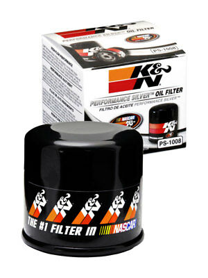 PS-1008 K/&N PRO Oil Filter fits MAZDA MX-5 II 1.8 1998-2004