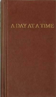 Day At a Time: Daily Reflections for Recovering People by Anonymous (English) Ha