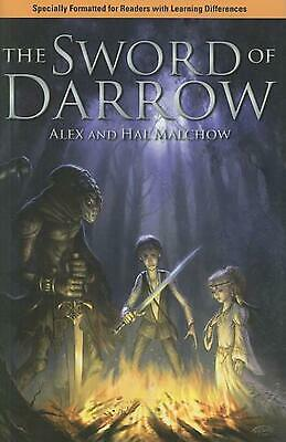 NEW The Sword of Darrow by Alex Malchow Hardcover Book (English) Free Shipping