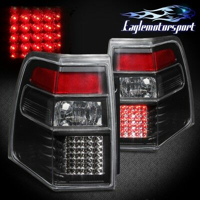 Side 7L1Z 13405 AA FO2800201 Replacement 2008 2009 2010 2011 2012 2013 Left for 2007-2014 Ford Expedition Rear Tail Light Lamp Assembly // Lens // Cover Driver Go-Parts