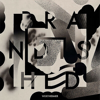 "WERTHEIMER Brandished 2014 UK limited grey vinyl 12"" SEALED/NEW"
