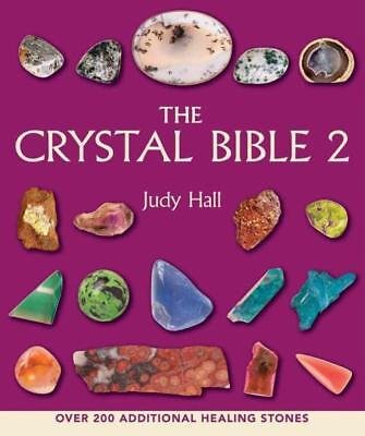 The Crystal Bible [9781582977010] - Judy Hall (Paperback) New