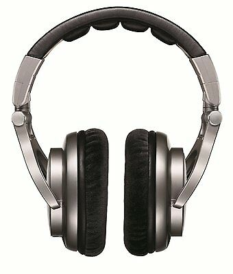 Shure SRH940 Over Head Headphones Monitor Music Studio Professional Reference