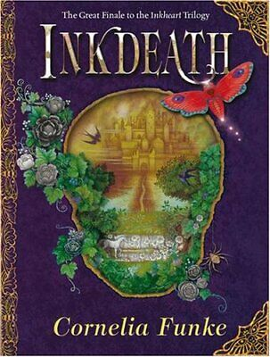 Inkdeath (Inkheart Trilogy) by Funke, Cornelia Hardback Book The Cheap Fast Free
