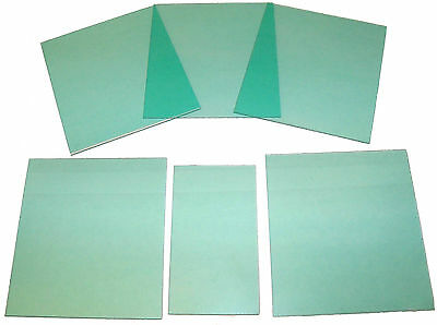 PROTECTIVE LENS COVERS (ANTI SPATTER) REPLACEMENT LENSES For Welding Helmets