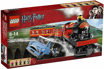 LEGO Harry Potter #4841 Hogwarts Express Set 646pcs BRAND NEW IN BOX!