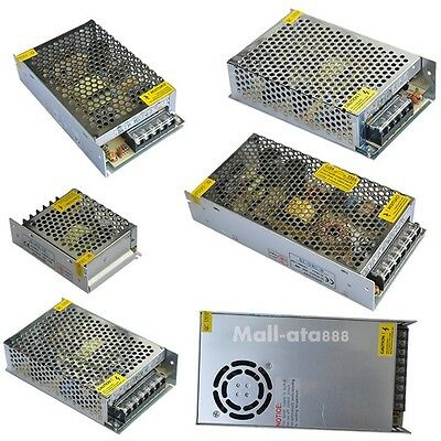 12V/24V 2/3/5/10/15/20/30A Universal Switching Power Supply Driver For LED Strip