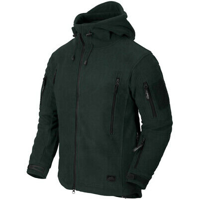 Helikon Tex Patriot Heavy Fleece Jacket Jungle Green Outdoor Jacke