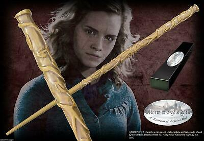 Bacchetta Magica Hermione Granger Harry Potter Character Noble Collection