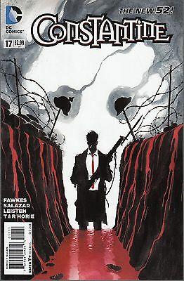 Constantine #17 (NM)`14 Fawkes/ Salazer