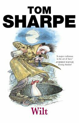Wilt: (Wilt Series 1) by Sharpe, Tom Paperback Book The Cheap Fast Free Post