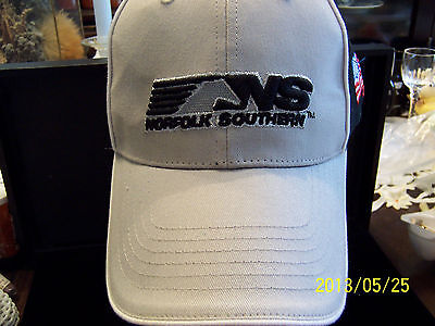 NORFOLK SOUTHERN RAILROAD HAT/CAP OFFICIAL RAILROAD ISSUE