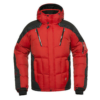 Top Mens Winter Duck Down Jacket Outdoor Clothes Skiing Sport Casual Thick Coat