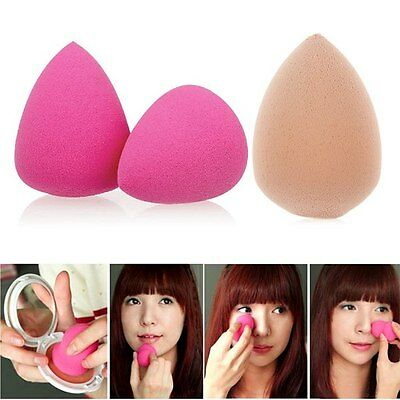 Beauty Makeup Applicator Foundation Blender Buffer Sponge Flawless Smooth Finish