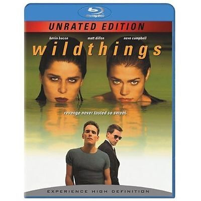 Wild Things (Unrated Edition) [Blu-ray] (1998), viewed once