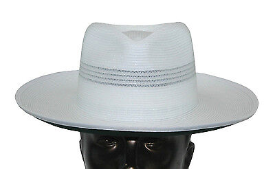 REO Mens Kalgoorlie Cricket Umpire Sun Hat White Woven Size Small Only