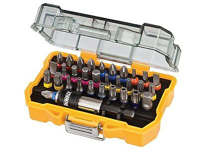 Dewalt 32 Piece Embouts de Tournevis & Perceuse Support Set Dt7969,Pz ,Ph,Torx,