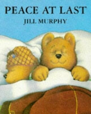 Peace at Last, Murphy, Jill Paperback Book The Cheap Fast Free Post