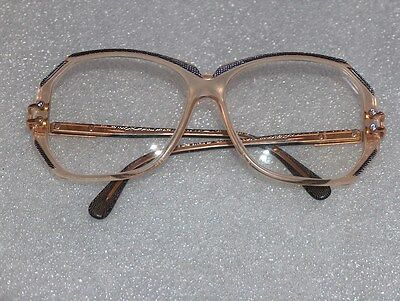 Vintage Cazal Mod 169 Eyeglasses Frame, Made In Germany?