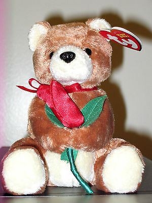 Ty Beanie Baby ~ ALWAYS the Bear ~ MINT with MINT TAGS ~ RETIRED