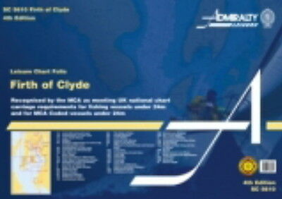 ADMIRALTY FOLIO SC5610 SCOTLAND - FIRTH OF CLYDE - 2015 - 5th Edition - NEW