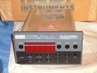 Hardy Instruments Hi2151/30 Wc Waversaver C2 It W/profibus And Rs232 Hi2110Wi-Pm