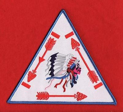 VIGIL 1960's OA Back Patch Order of the Arrow Boy Scouts of America