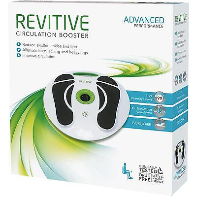 Brand New 2016 REVITIVE Advanced Performance Circulation Booster - RRP £249.99
